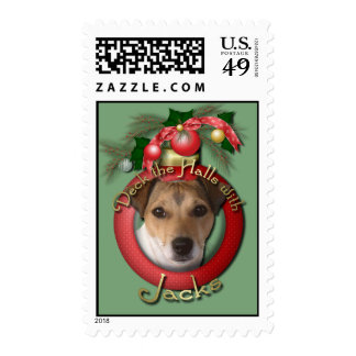 Christmas - Deck the Halls - Jacks Postage