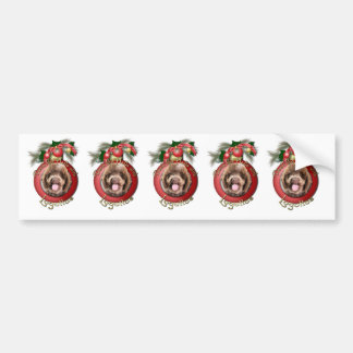 Christmas - Deck the Halls - Logotto Romagnolo Bumper Stickers