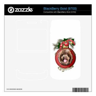 Christmas - Deck the Halls - Logotto Romagnolo BlackBerry Skins