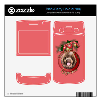 Christmas - Deck the Halls - Logotto Romagnolo Decal For BlackBerry