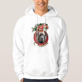Christmas - Deck the Halls - Mastiffs - Cyclone Sweatshirt