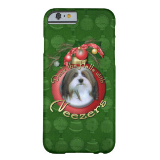 Christmas - Deck the Halls - Neezers Barely There iPhone 6 Case