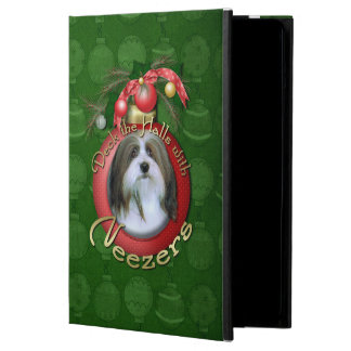 Christmas - Deck the Halls - Neezers Case For iPad Air