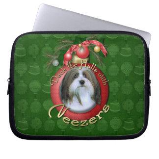 Christmas - Deck the Halls - Neezers Computer Sleeve
