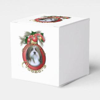 Christmas - Deck the Halls - Neezers Favor Boxes