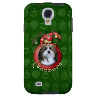 Christmas - Deck the Halls - Neezers Galaxy S4 Case