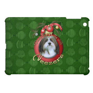 Christmas - Deck the Halls - Neezers iPad Mini Cover