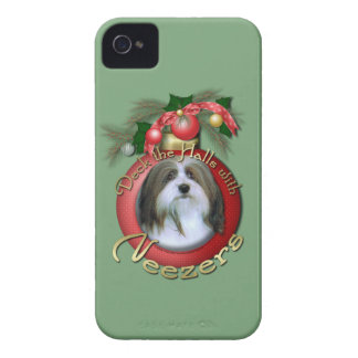 Christmas - Deck the Halls - Neezers iPhone 4 Case-Mate Cases