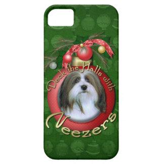 Christmas - Deck the Halls - Neezers iPhone 5 Cases