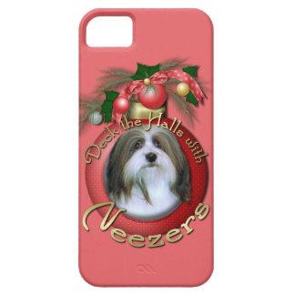 Christmas - Deck the Halls - Neezers iPhone 5 Cover