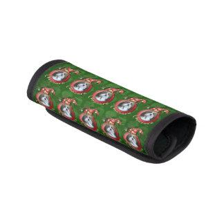 Christmas - Deck the Halls - Neezers Luggage Handle Wrap
