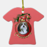 Christmas - Deck the Halls - Neezers Ornament