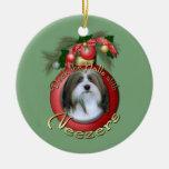 Christmas - Deck the Halls - Neezers Christmas Ornament