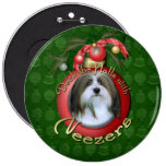 Christmas - Deck the Halls - Neezers Pin