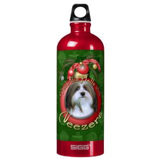 Christmas - Deck the Halls - Neezers SIGG Traveler 1.0L Water Bottle
