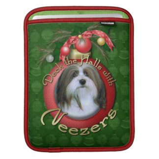 Christmas - Deck the Halls - Neezers Sleeves For iPads