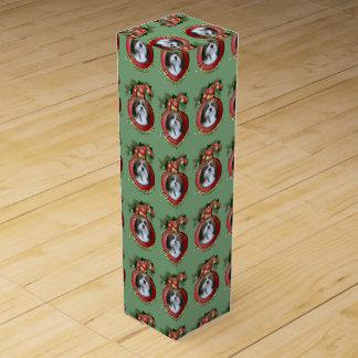 Christmas - Deck the Halls - Neezers Wine Gift Boxes