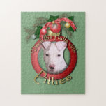 Christmas - Deck the Halls - Pitties - Petey Puzzle