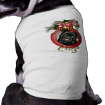 Christmas - Deck the Halls - Pugs - Ruffy Pet Clothes