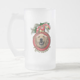 Christmas - Deck the Halls - Retrievers - Mickey Mug