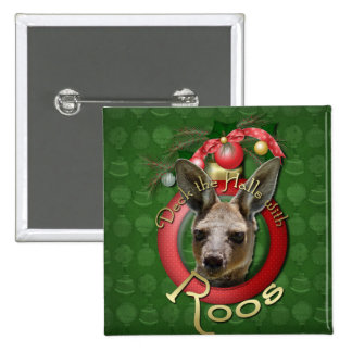 Christmas - Deck the Halls - Roos Pins