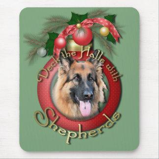Christmas - Deck the Halls - Shepherds - Chance Mouse Pad