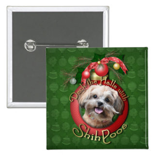 Christmas - Deck the Halls - ShihPoos - Maggie Button