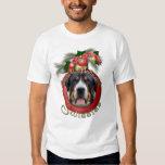 Christmas - Deck the Halls - Swissies T-shirts