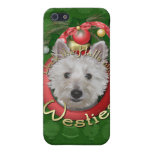 Christmas - Deck the Halls - Westies - Tank iPhone 5 Cases