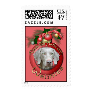 Christmas - Deck the Halls - Wiemies Postage