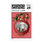 Christmas - Deck the Halls - Wiemies Stamp