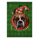 Christmas - Deck the Halls with Marnie Greeting Cards