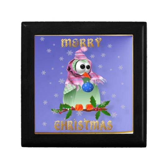 Christmas Decoration Bird Gift Boxes