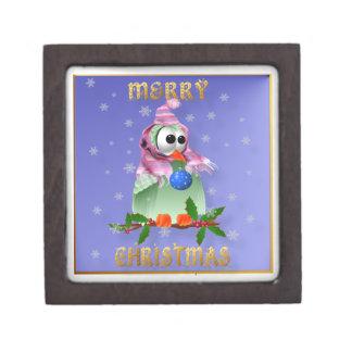 Christmas Decoration Bird Premium Gift Boxes