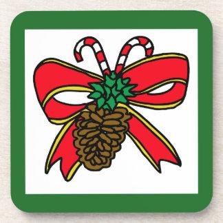 Christmas Decoration Drink Coaster