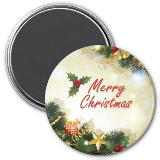 Christmas Decoration Magnet