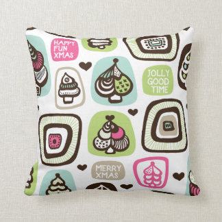Christmas decoration pillow