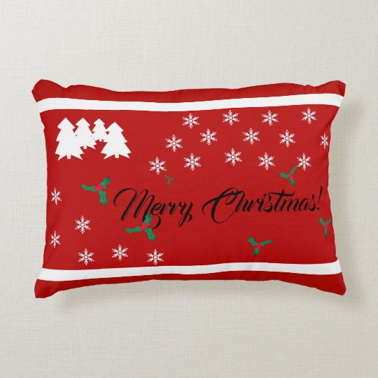 christmas decoration pillow