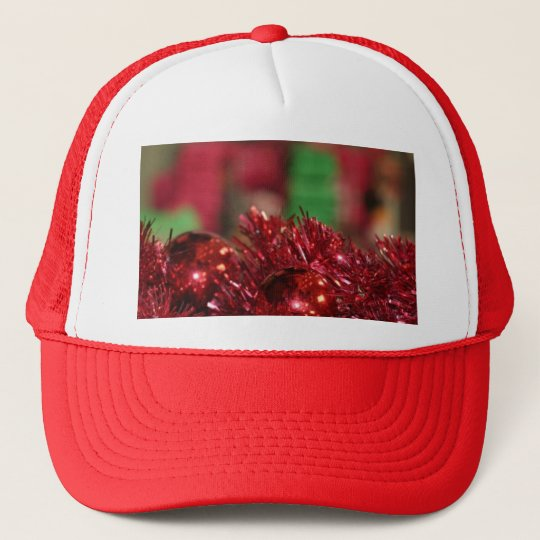 Christmas Decoration Trucker Hat