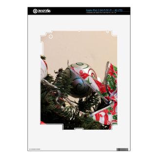 Christmas Decorations 1 iPad 3 Skins