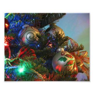 Christmas Decorations 4 Photo Print