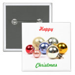 Christmas Decorations Button