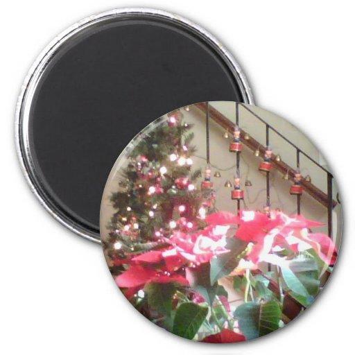 Best magnetic christmas decorations door delights