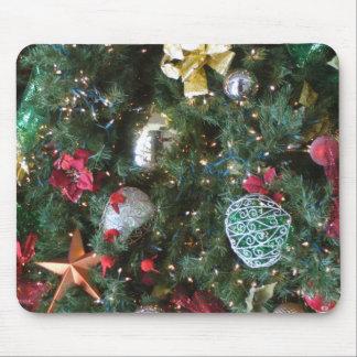 Christmas Decorations Mousepad