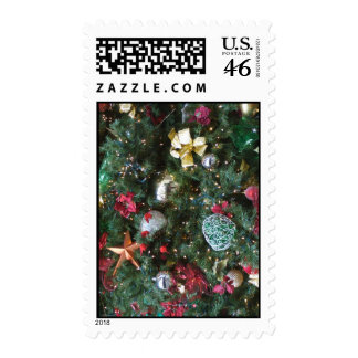 Christmas Decorations Stamp