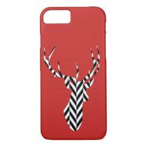 Christmas Deer iPhone 8/7 Case