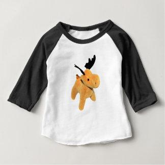Christmas Deer transparent PNG Baby T-Shirt