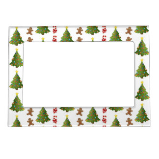 Christmas Delights Magnetic Picture Frame