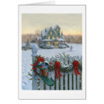 Christmas Delivery Greeting Cards