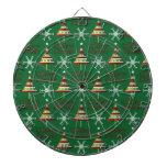 Christmas Design Dartboards